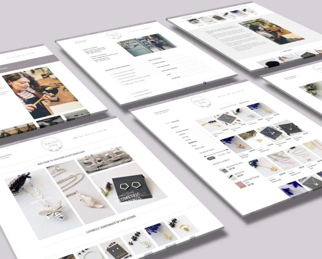 web design agency lancashire